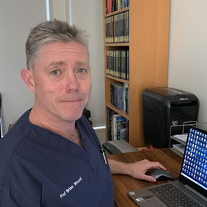 Professor Brian Wood
