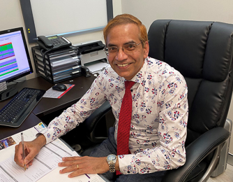 Dr. Gonesh Karmakar