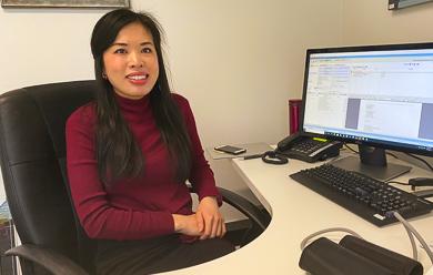 Dr Yu-Chin Lo