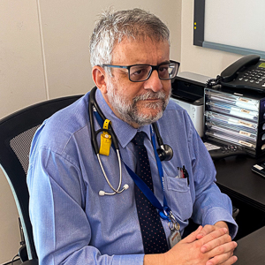 Dr Mark Dooris